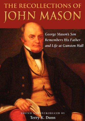 9780982592298: The Reflections of John Mason