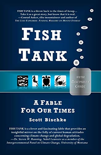 9780982594742: FISH TANK (with Discussion Guide): A Fable for Our Times