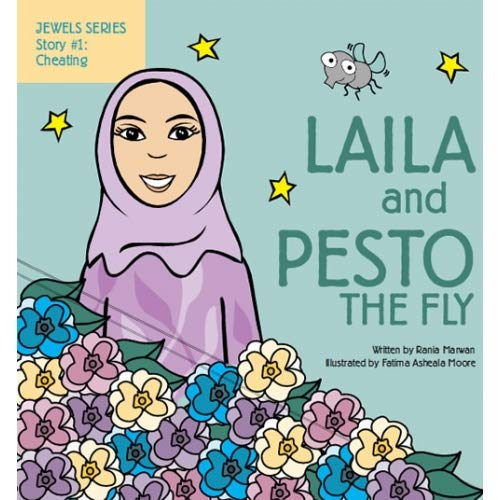 9780982596944: Laila and Pesto the Fly