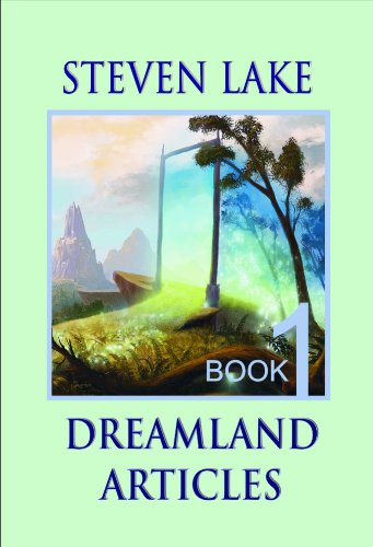 9780982602003: The Dreamland Articles