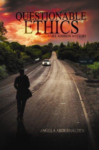 9780982607855: Questionable Ethics (Mel Addison Mysteries)