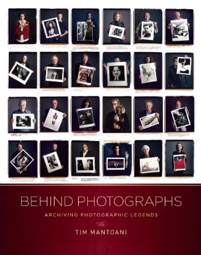 9780982613771: Behind Photographs: Archiving Photographic Legends