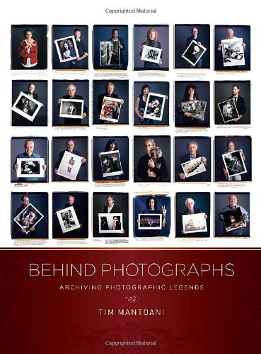 9780982613795: Behind Photographs: Archiving Photographic Legends