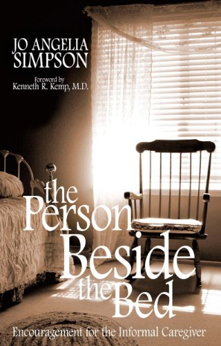 The Person Beside the Bed: Jo Angelia Simpson
