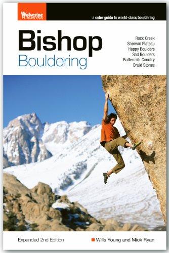 9780982615416: Bishop Bouldering