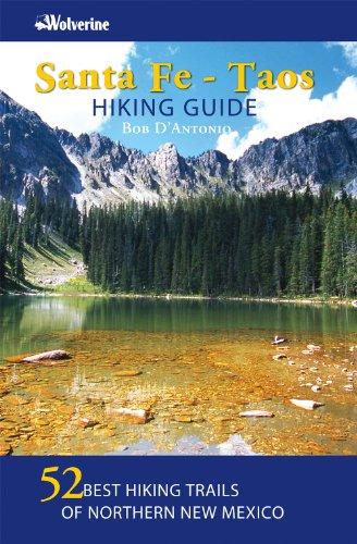 9780982615454: Santa Fe Taos Hiking Guide
