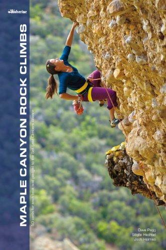 Maple Canyon Rock Climbs: Dave Pegg, Sibylle Hechtel, Josh Holmes