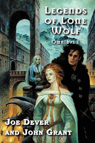 9780982619704: Legends of Lone Wolf Omnibus 1
