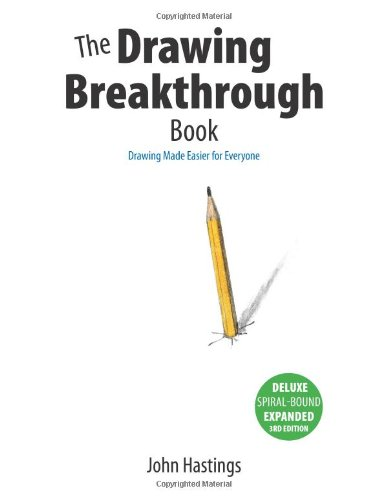 9780982620281: The Drawing Breakthrough Book: Drawing Made Easier for Everyone