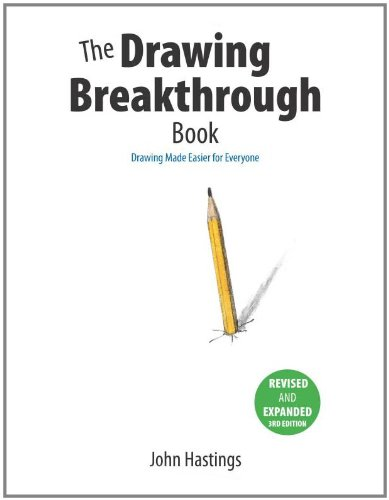 9780982620298: The Drawing Breakthrough Book: Drawing Made Easier for Everyone