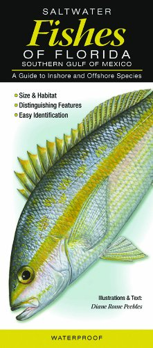 9780982621141: Saltwater Fishes of Florida-Southern Gulf of Mexico: A Guide to Inshore & Offshore Species
