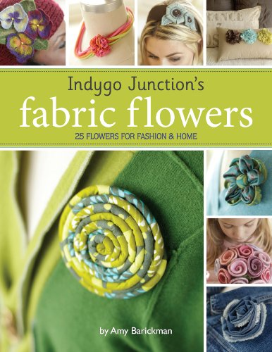 9780982627020: Indygo Junction's Fabric Flowers