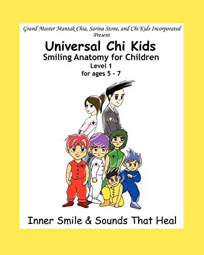 Smiling Anatomy for Children, Level 1: Sarina Stone