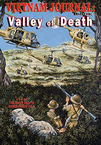9780982654972: Vietnam Journal Book Seven: Valley of Death