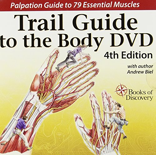 Trail guide to the body by andrew biel abebooks fandeluxe Choice Image