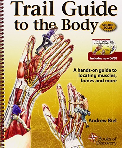 Trail Guide to the Body: Text and Workbook Package by Biel, Andrew ...