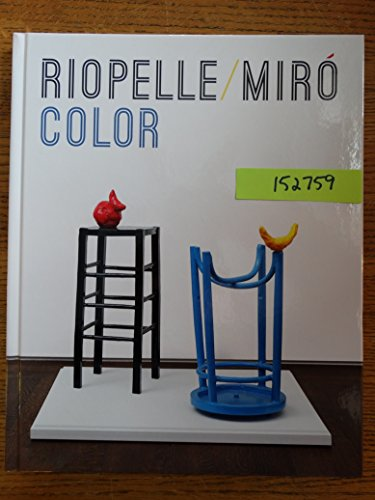 9780982688687: Riopelle/Miro Color