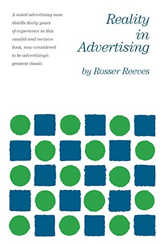 9780982694138: Reality in Advertising