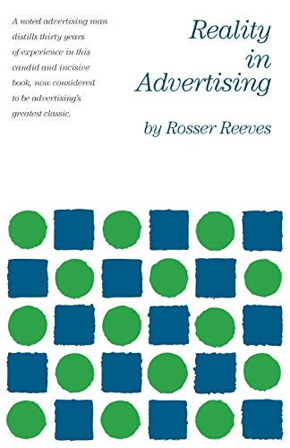 9780982694145: Reality in Advertising