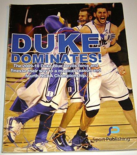 9780982713815: Duke Dominates!