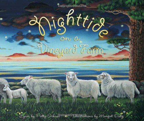 9780982714614: Nighttide on a Vineyard Farm