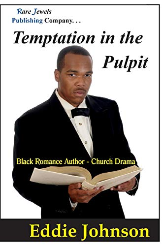 9780982718834: Temptation in the Pulpit: Black Romance Author - Church Drama