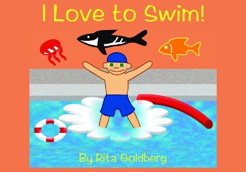 9780982723203: I Love to Swim!
