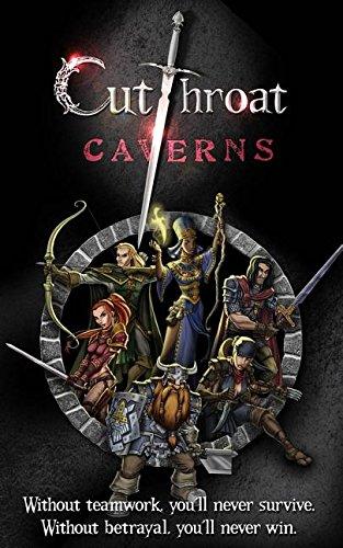 9780982727973: Cutthroat Caverns