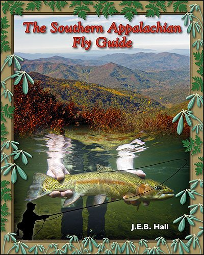 9780982737910: The Southern Appalachian Fly Guide