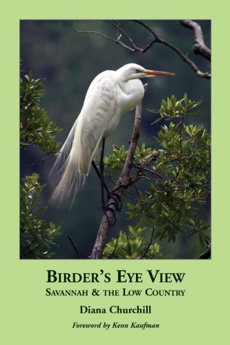 9780982749104: Birder's Eye View: Savannah & the Low Country