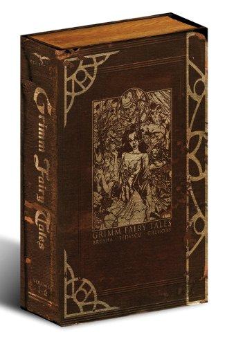 9780982750766: Grimm Fairy Tales Boxed Set (Vols. 1-6)