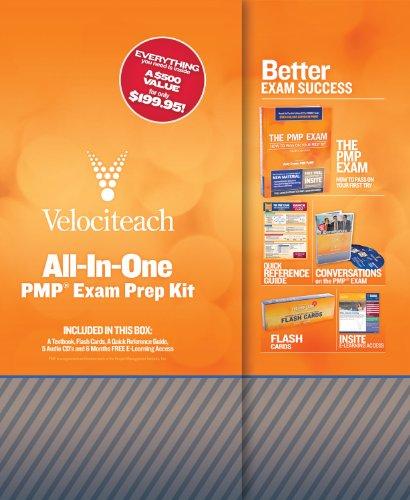 All-in-One PMP Exam Prep Kit (Test Prep