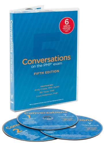9780982760888: Conversations on the PMP Exam: How to Pass on Your First Try: Fifth Edition