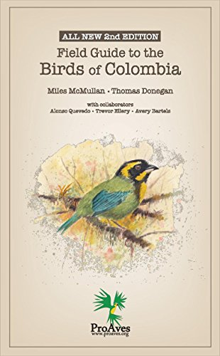 9780982761557: Field Guide to the Birds of Colombia