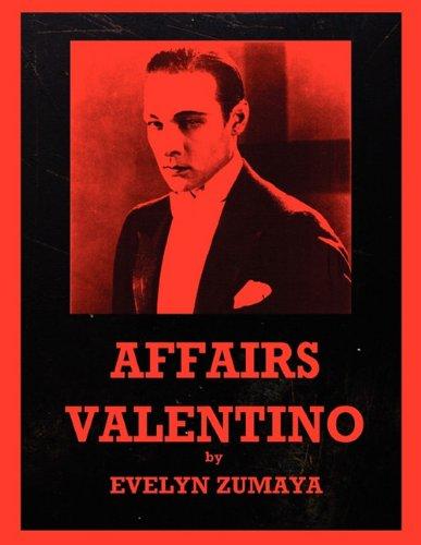 9780982770955: Affairs Valentino