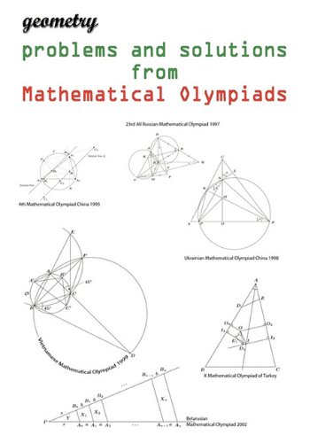 Geometry problems and solutions from Mathematical Olympiads: Todev