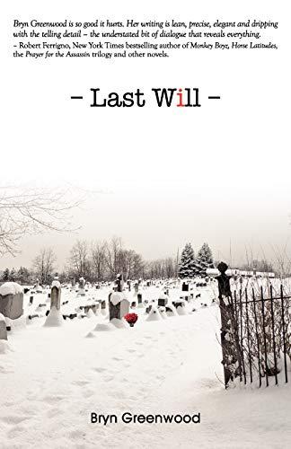 9780982773475: Last Will