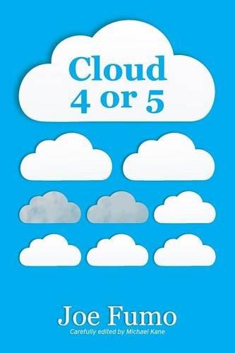9780982779330: Cloud 4 or 5