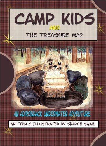 9780982784723: Camp Kids and the Treasure Map: An Adirondack Underwater Adventure