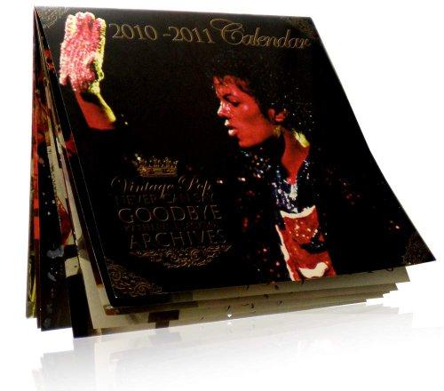9780982800010: 2011 Michael Jackson Calendar: 'Never Can Say Goodbye: The Katherine Jackson Story'