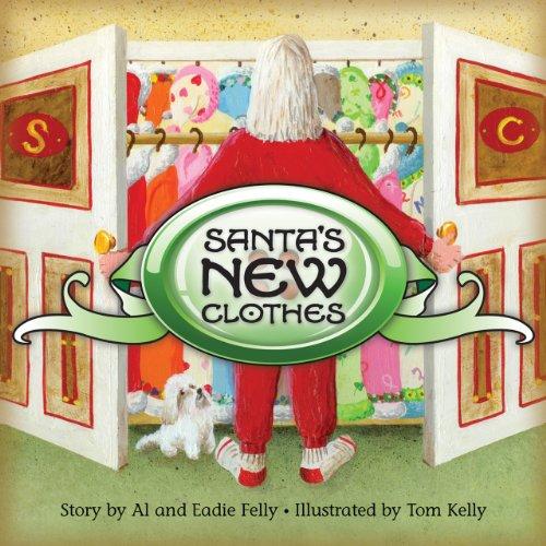 9780982802304: Santa's New Clothes