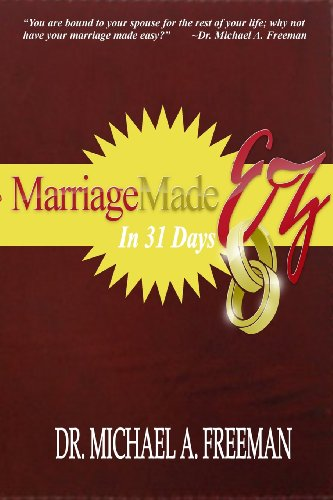 9780982818022: Marriage Made EZ in 31 Days