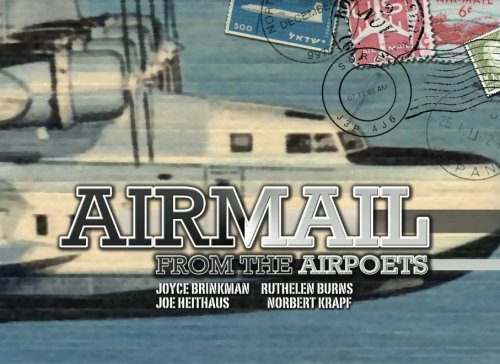 9780982829516: Airmail from the Airpoets
