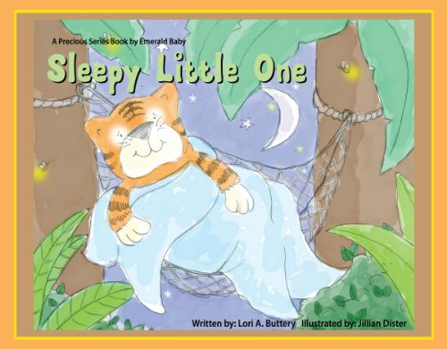 9780982830024: Sleepy Little One - Childrens Board Book