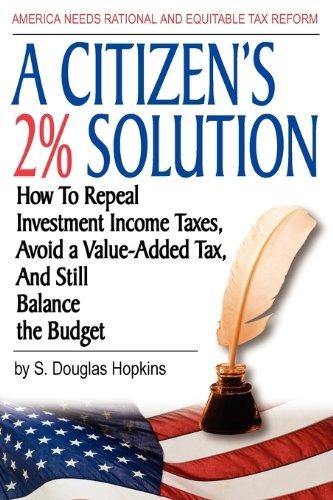 A Citizen's 2% Solution: Hopkins, S Douglas