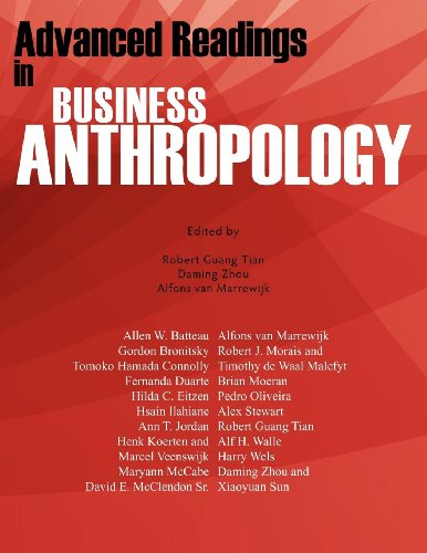 9780982843482: Advanced Readings in Business Anthropology