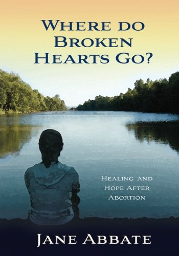 9780982848609: Where Do Broken Hearts Go?: Healing and Hope After Abortion
