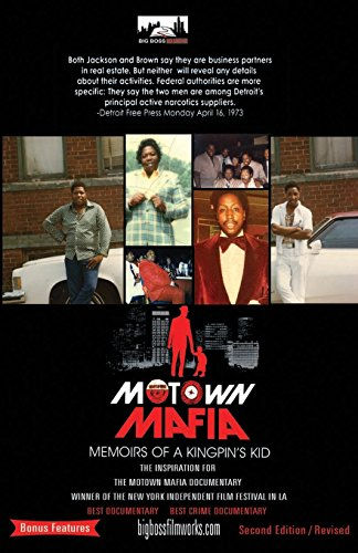 9780982850602: Motown Mafia: The Memoirs Of A Kingpins Kid