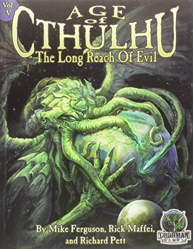 9780982860915: Age of Cthulhu 5 the Long Reach of Evil