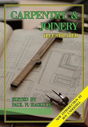 9780982863206: Carpentry and Joinery Illustrated